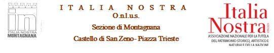 Italia Nostra – Sezione di Montagnana
